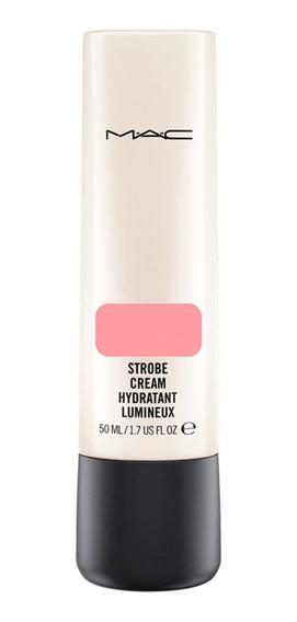Hidratante Iluminador Mac Strobe Cream Redlite 50ml