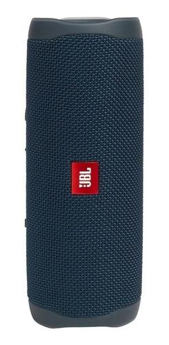 Parlante JBL Flip 5 portátil con bluetooth blue