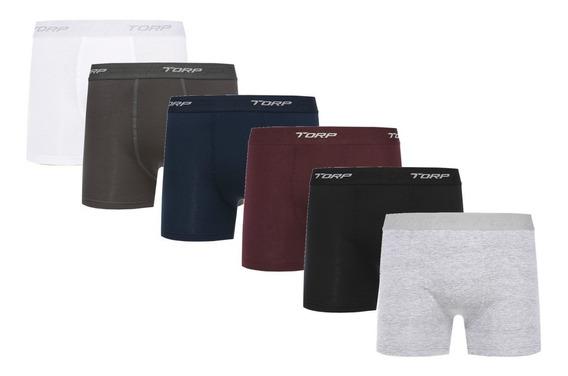 Cueca Plus Size Boxer Kit 7 Algodão Tamanho Especial 50-64