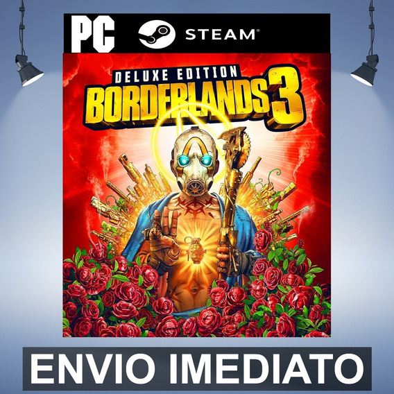 Borderlands 3 Deluxe - Pc Steam Gift Presente
