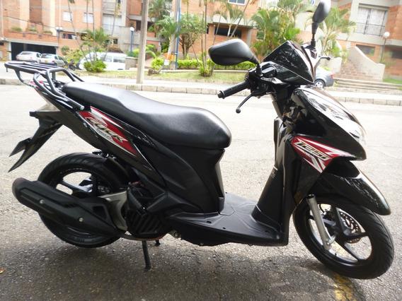 Honda Click 125, Mod 2019, Como Nueva, Traspaso Incluido