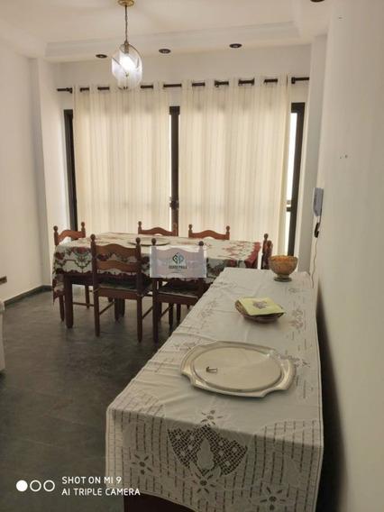 Apartamento A Venda No Bairro Astúrias Em Guarujá - Sp. - En792-1