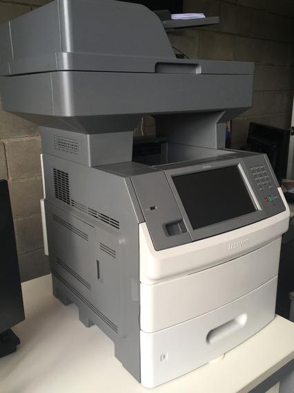 Impressora Lexmark X656de S/juros