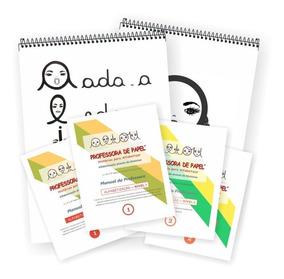 Kit Alfabetização Níveis 1 E 2 + Jogo De Cartazes