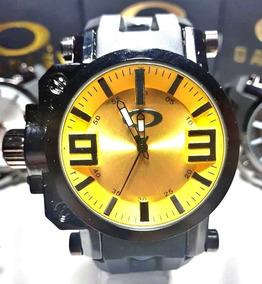 Kit C\10 Relógio Esportivo Oakley Gearbox Titanium - Barato