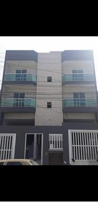 Cobertura Com 2 Dormitórios À Venda, 96 M² Por R$ 245.000 - Vila Gilda - Santo André/sp - Co3742