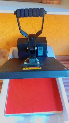 Imagem 1 de 2 de Máquina De Estampar Camisetas ,almofadas,pano De Prato ,etc