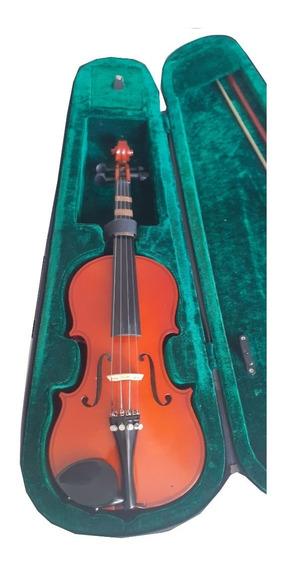 Violin Giuseppi Gv10 1/2 Con Estuche