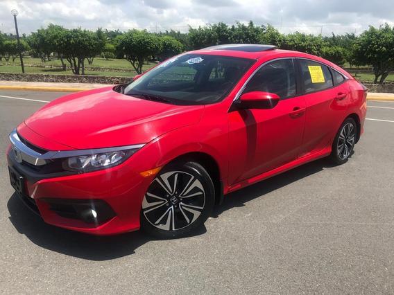 Honda Civic Exl Full Clin Carfax