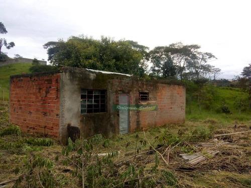 Imagem 1 de 11 de Chácara Com 3 Dormitórios À Venda, 2000 M² Por R$ 342.000 - Santa Cecilia Ii - São José Dos Campos/sp - Ch0336