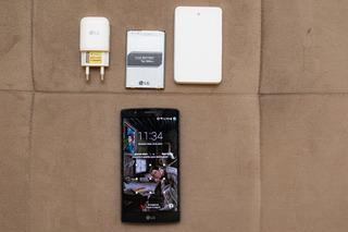 Celular LG G4 H818p + Carregador LG G4 Travel Kit Bck 4800