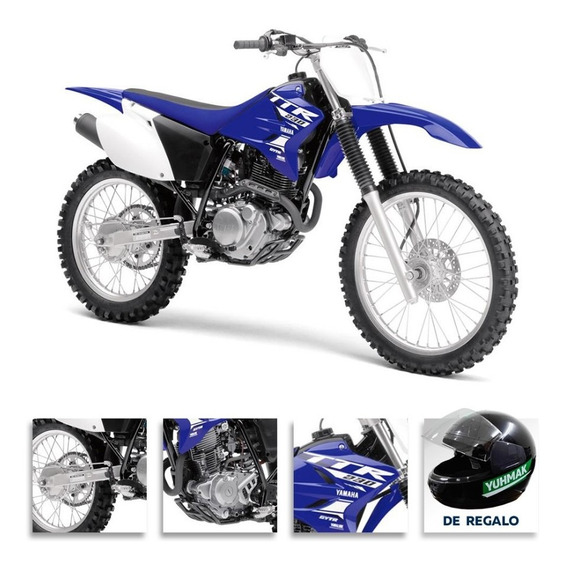 Moto Yamaha Ttr 230 - 2018 - 0km - Yuhmak Nº 1 En Ventas