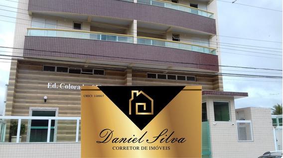 Apartamento 2 Dormitórios Em Vila Caiçara Só 50 Mil De Entra