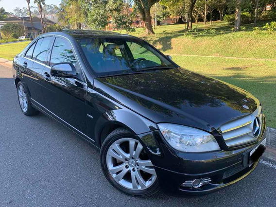 Mercedes-benz C 200 Avantgarde Kompressor - 2008 - Blindado