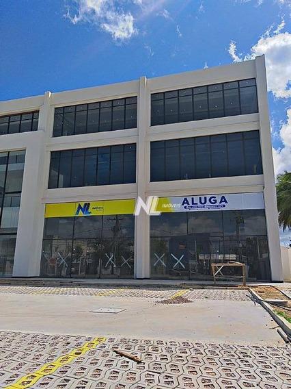 Sala Para Alugar No Centro De Parnamirim - Sa0046