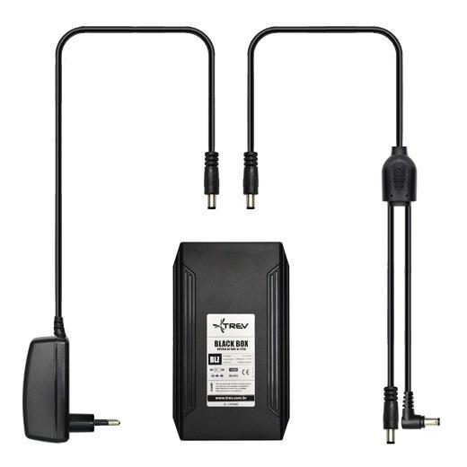 Kit Bateria 4 Horas P/ Blackmagic Design Video Assist 4k