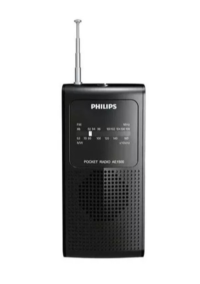Rádio Portátil Philips, Fm / Mw - Ae1500x/78