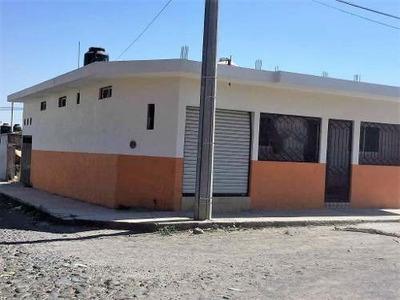 Casa Con Local Comercial En Cuauhtémoc