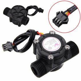 Sensor Hall Fluxo Vazão Água 1/2 - Arduino, 30l/minuto