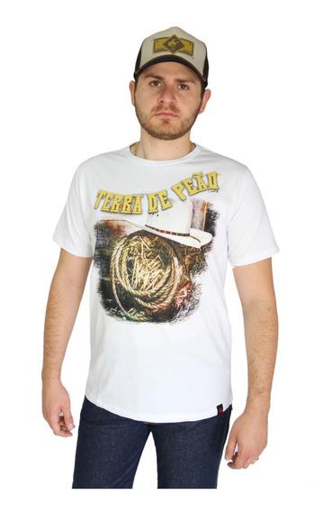 Camiseta Terra De Peão