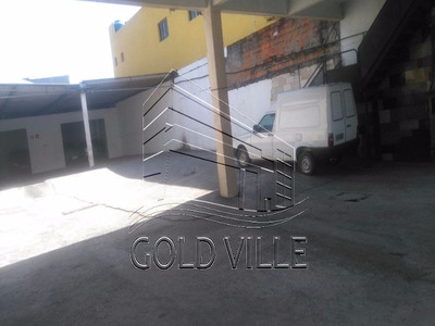 Terreno Industrial Para Locação, Santo Antônio, Osasco - Te0210. - Te0210