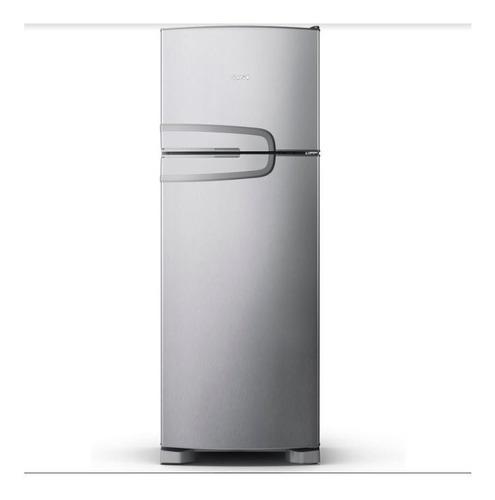 Geladeira/refrigerador 340 Litros 2 Portas Inox - Consul - 220v - Crm39akbna