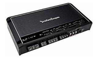 Amplificador Planta 5 Canales Rockford Fosgate Audio Carro