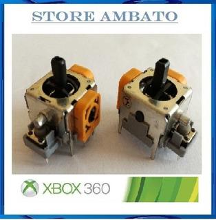 Analogo Original Metalico Xbox 360 Palanca Mando