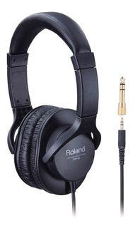Auriculares Roland Rh 5 Dinamico Cerrado