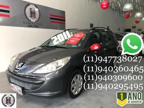 Peugeot 207 1.4 Xr S Sw 8v Flex 4p Manual