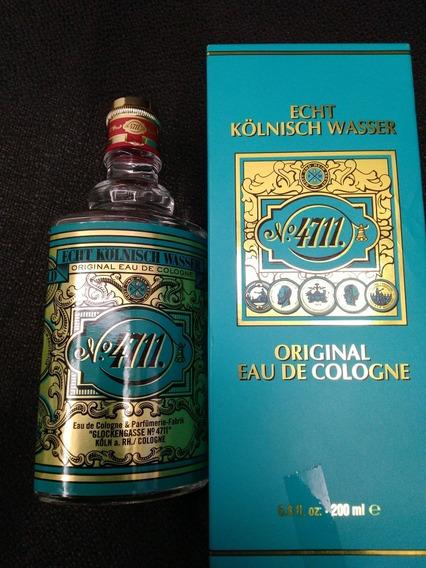 Perfume 4711 Eau De Cologne 200ml