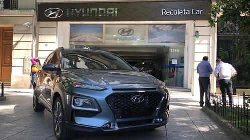 Hyundai Kona 2wd Safety +