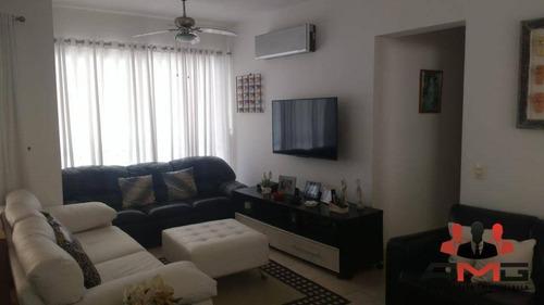 Apartamento Com 3 Dormitórios À Venda, 144 M² Por R$ 1.800.000,00 - Riviera - Módulo 2 - Bertioga/sp - Ap2577
