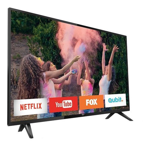 Smart Tv Led 32 Pulgadas Philips 32phg5813/77 Hd Netflix Youtube Wifi Hdmi Usb Gtia Oficial Cuotas