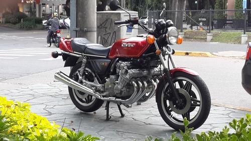 Honda Cbx 1047 Año 1980