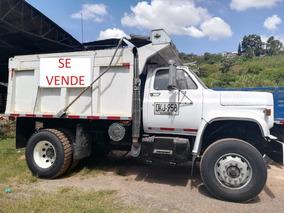 Volqueta Chevrolet 88