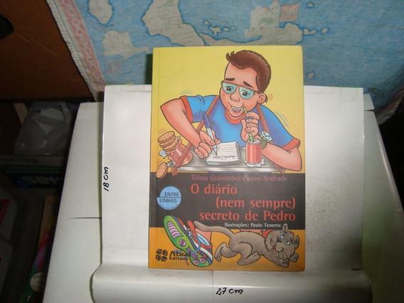 Livro - O Diário (nem Sempre) Secreto De Pedro
