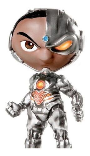 Estátua Cyborg - Dc Comics - Mini Co - Iron Studios