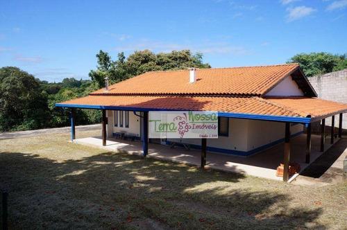 Imagem 1 de 18 de Chácara Com 2 Dormitórios À Venda - Vale Verde - Valinhos/sp - Ch0086