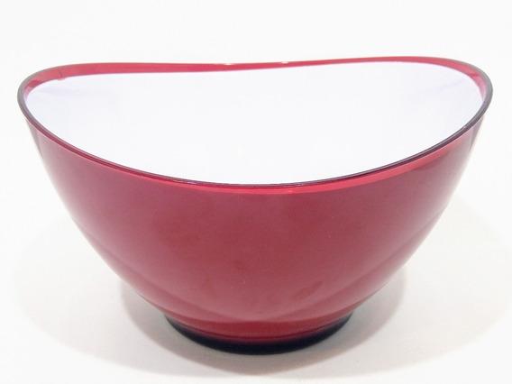 Bowl Ensaladera De Plástico Oval Pacho