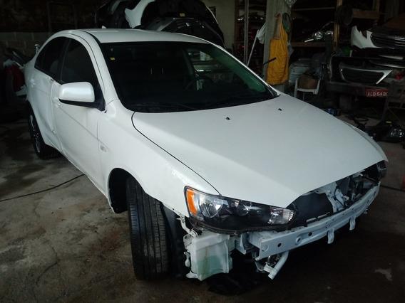 Mitsubishi Lancer. Hlt Mivec