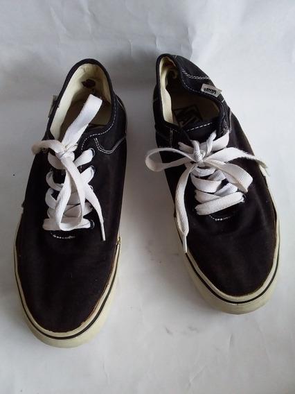 Zapatos Deportivos Vans De Dama Talla 38
