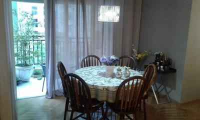 Apartamento Com 3 Dormitórios À Venda, 118 M² Por R$ 640.000 - Vila Valparaíso - Santo André/sp - Ap39854