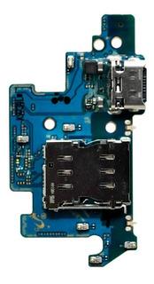 Flex Centro De Carga Lector Sim Samsung Galaxy A80 Sm-a805f
