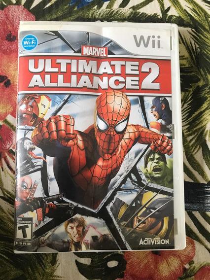Nintendo Wii - Ultimate Alliance 2