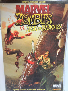 Marvel Zombies Vs. Army Of Darkness Monster Edition