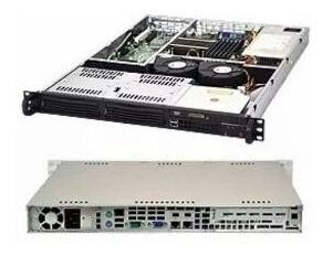 Servidor Supermicro 1u Xeon X3430 2.66ghz 8gb Ddr3 500gb