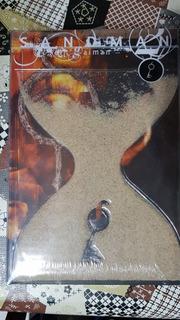 Sandman N2 - Edicion Deluxe Con Funds De Arena - Neil Gaiman