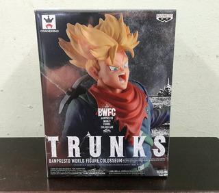 Banpresto - Dragon Ball - Bwfc - Trunks - 100% Original