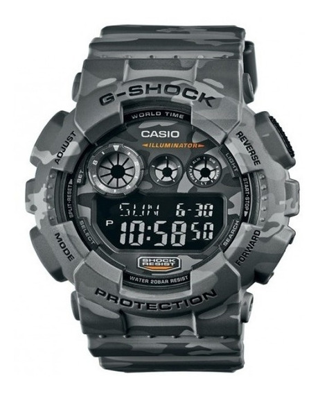 Relógio Casio G-shock Gd120cm8dru